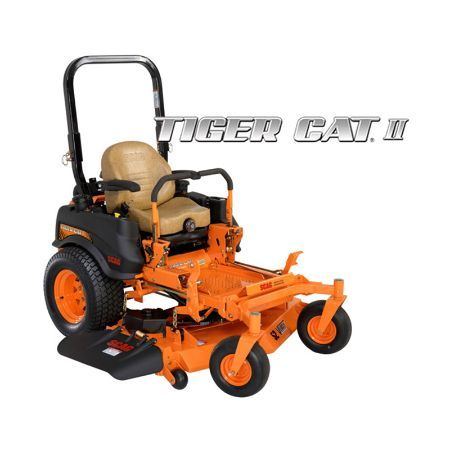 Scag Tiger Cat II Zero-Turn Mower 52