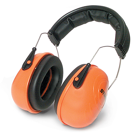 Stihl 0000-886-0402 Hearing Protectors NRR25 Orange