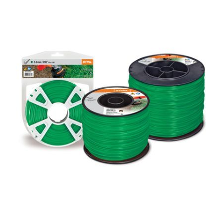 Stihl 0000-930-2717 .095 856' Commercial Round Trimmer Line