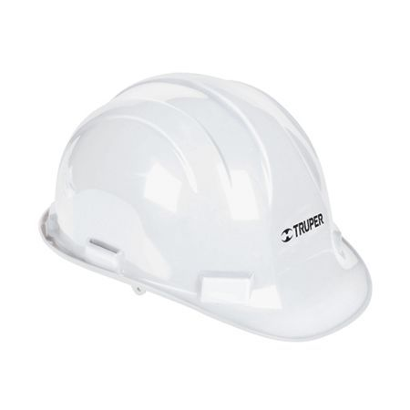 Truper Safety Helmet White