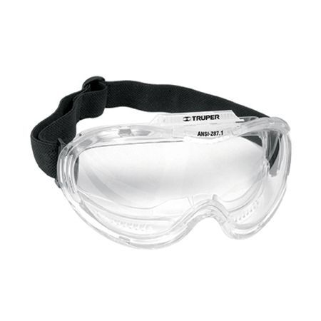 Truper Heavy-Duty Safety Goggles