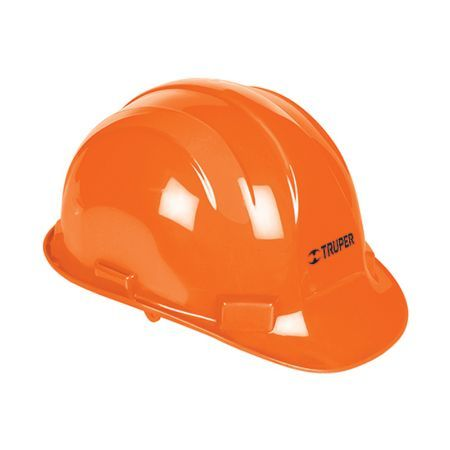Truper Safety Helmet Orange
