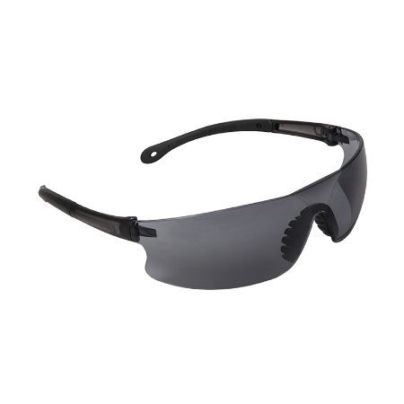 Truper Lightweight Safety Glasses Smoke