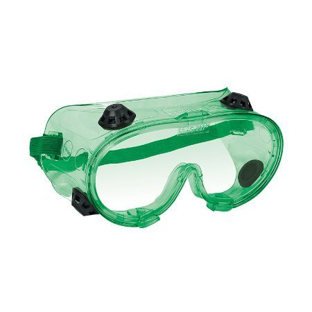 Truper Safety Goggles Green