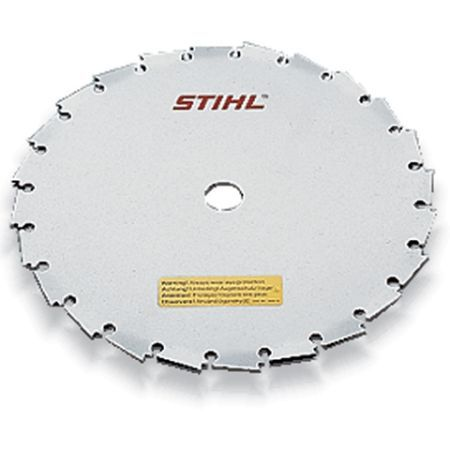 Stihl 4112-713-4201 200mm x 25.4mm Scratcher-Tooth Circular Saw Blade