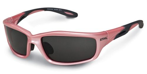 Stihl 7010-884-0374 Cotten Candy Glasses Clear