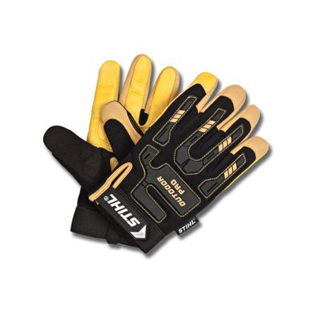 Stihl 7010-884-1150 Outdoor Pro Gloves Large