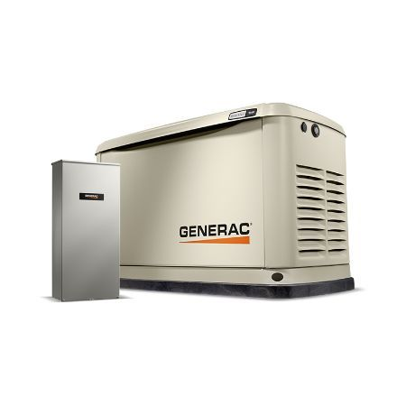 Generac Home Backup Generator Guardian 9kW