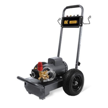 BE B153EC Pressure Washer 1500 PSI Baldor