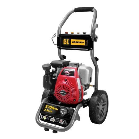 BE BE275HAS Pressure Washer 2700 PSI Honda GC160
