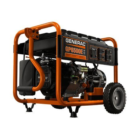 Generac Portable Generator GP Series 6500E