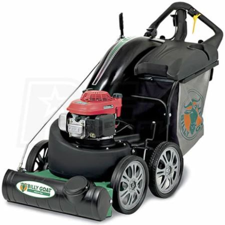 Billy Goat MV650SPH Commercial Duty Vacuum Honda Engine