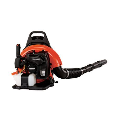 PB-755SH ECHO Backpack Blower w/ Hip-Mounted Throttle