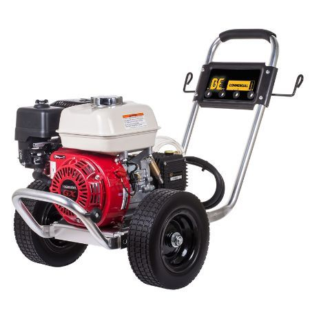 BE PE-2565HWAARSP Pressure Washer 2500 PSI Honda GX200