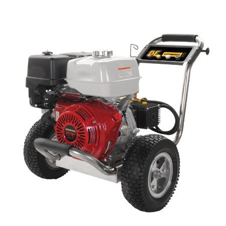 BE PE-4013HWPAGEN Pressure Washer 4000 PSI Honda GX390