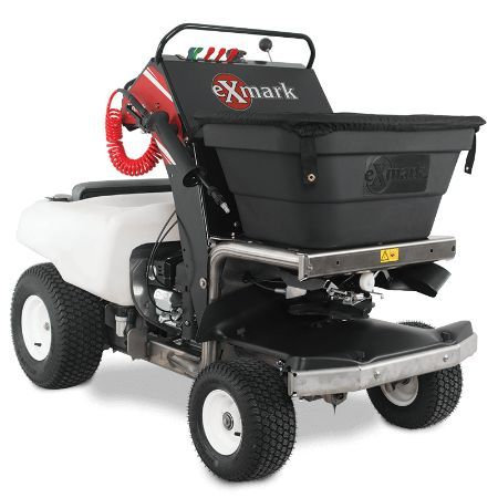 Exmark SSS395CKC00000 Turf Management Stand-on Spreader Sprayer Kohler