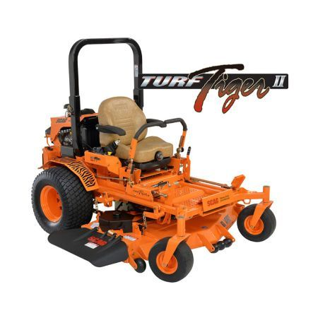Scag Turf Tiger II Zero-Turn Mower 61
