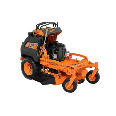 Scag V Ride II Standing Zero Turn Mower 36