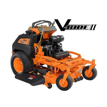 Scag V-Ride II Standing Zero-Turn Mower 48