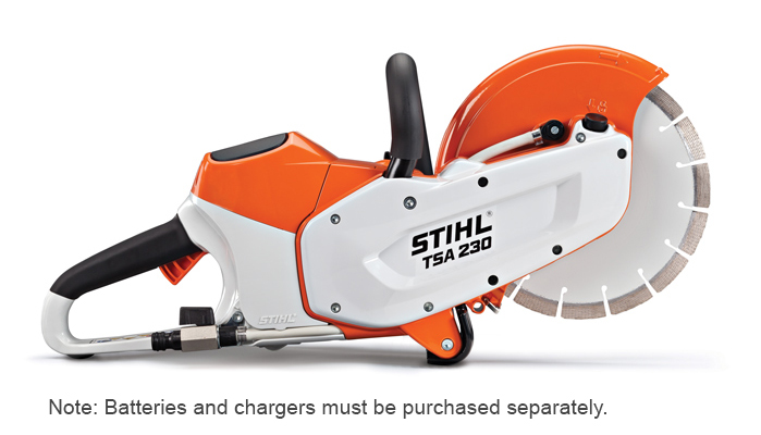 Stihl TSA 230 Battery Powered Cut off Machine