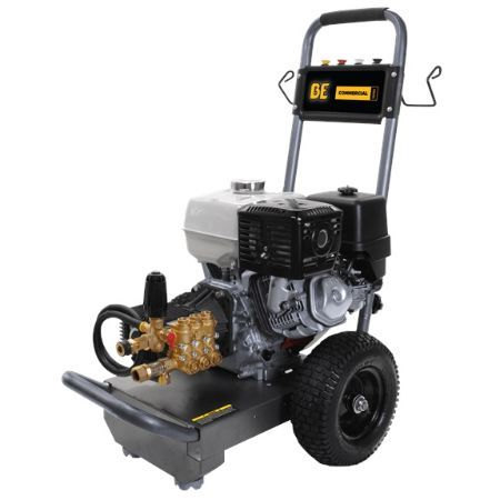 BE B4013HGS Pressure Washer 4000 PSI Honda GX390