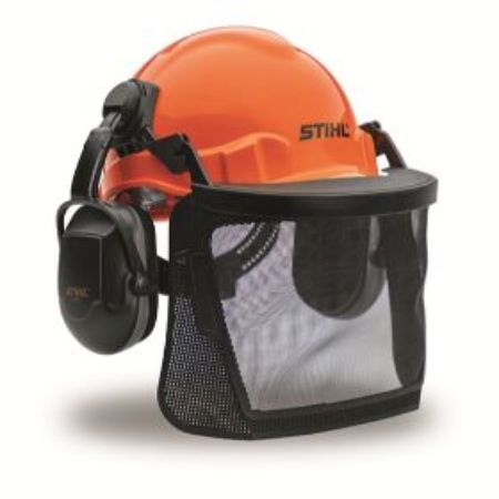 Stihl 0000-886-0102 Hard Hat Only Orange