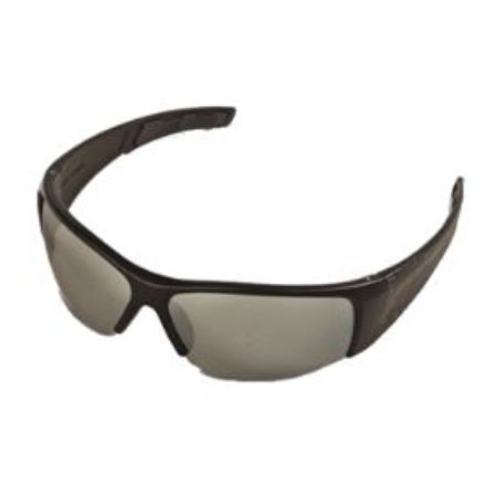 Stihl 7010-884-0370 Black Wrap Glasses Silver