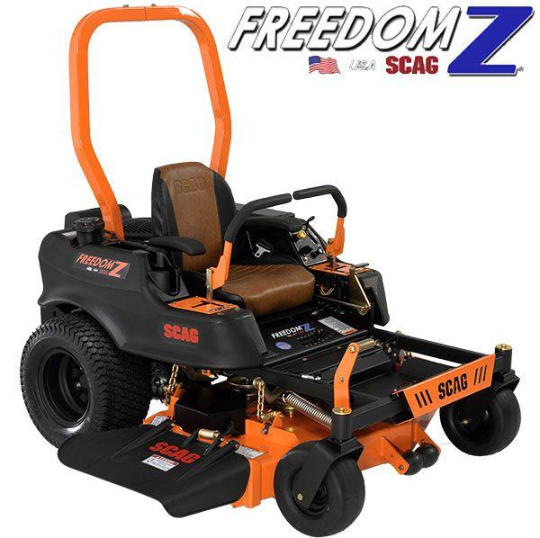 Scag Freedom Z Zero