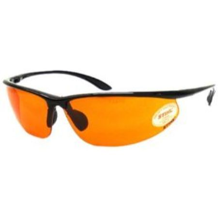 Stihl 7010-884-0324 Sleek Line Glasses Orange