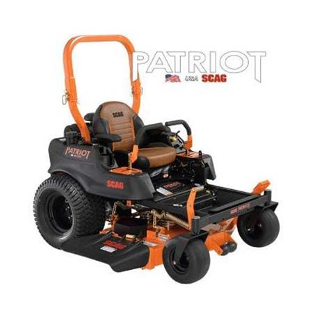 Scag Liberty Z Zero Turn Mower 36 Quot 18 Hp Kawasaki
