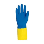 Pretul Latex Reinforced Cleaning Gloves Large