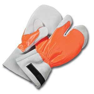 Stihl 0000-886-1101 Chainsaw Protective Gloves Medium