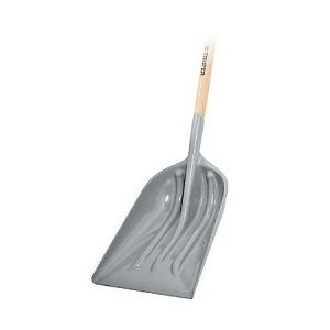 Truper Y-Handle Aluminum Scoop Shovel 13 3/8