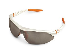 Stihl 7010-884-0368 Two-Tone Sport Glasses Silver