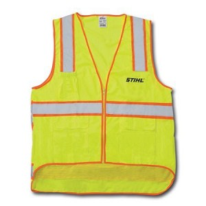 Stihl 7010-884-0602 Reflective Safety Vest X-Large