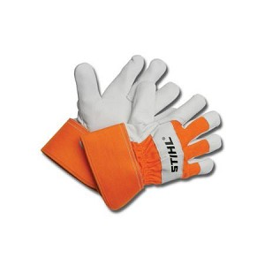 Stihl 7010-884-1111 Heavy-Duty Work Gloves Large