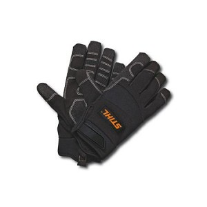 Stihl 7010-884-1140 Mechanic Style Gloves Medium