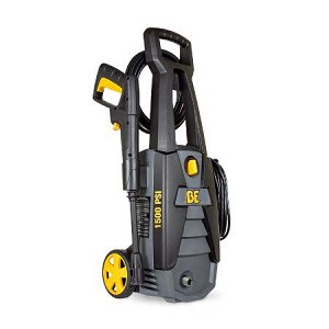 BE P1415EN Electric Pressure Washer 1500 PSI